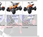 ATV (All-Terrain Vehicle) P26K